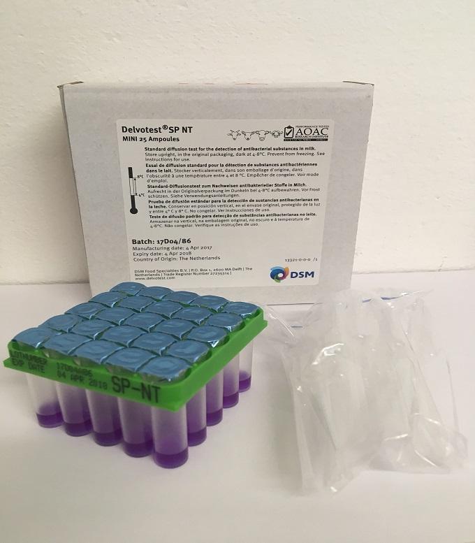 DELVOTEST SP-NT Test Kit